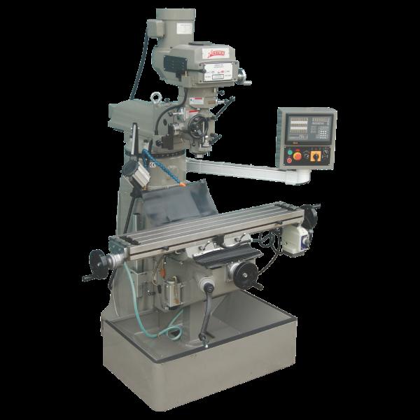 ASTRA 3VST TURRET MILLING MACHINE - Chester Machine Tools