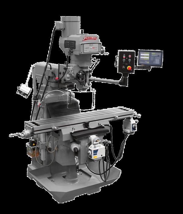 ASTRA 3VS SUPER Turret Mill - Chester Machine Tools