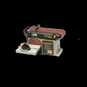 "4"" X 6"" BELT & DISC SANDER - Chester Machine Tools"
