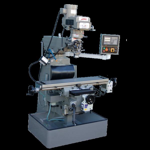 ASTRA 5VST TURRET MILLING MACHINE - Chester Machine Tools