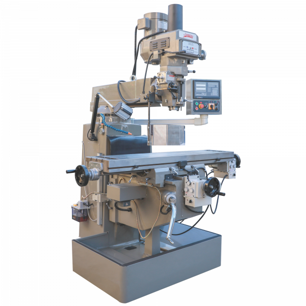 ASTRA 5VST SUPER TURRET MILLING MACHINE - Chester Machine Tools