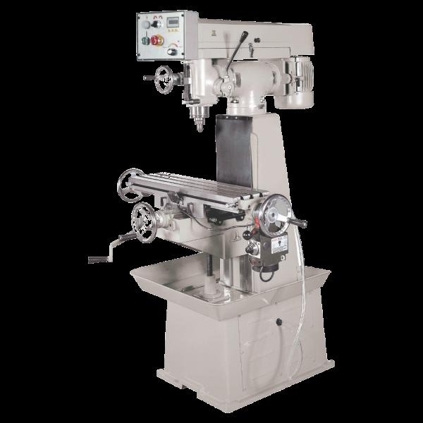 830VS CHESTER TURRET MILLING MACHINES - Chester Machine Tools