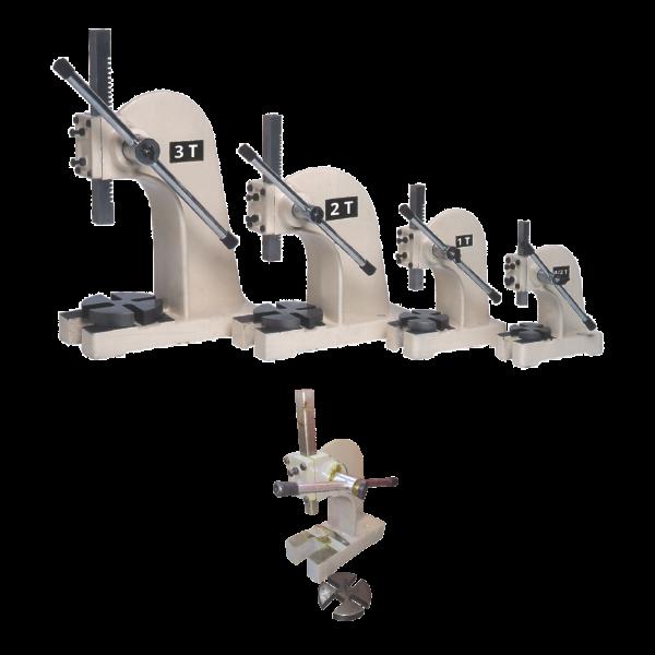AP SERIES CHESTER ARBOR PRESSES - Chester Machine Tools