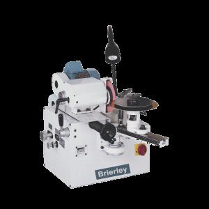 BS300 BRIERLEY SAW BLADE SHARPENING MACHINE - Chester Machine Tools