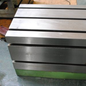 Box Table - 550mm x 400mm x 400mm - Chester Machine Tools