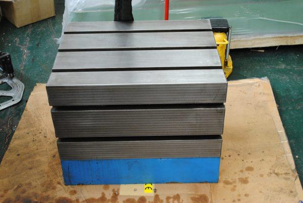Box Table - 630mm x 500mm x 500mm - Chester Machine Tools