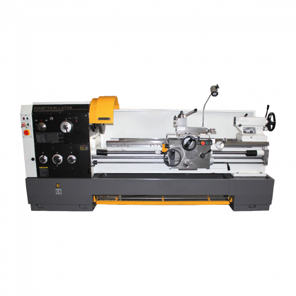 CHESTER CHIEFTAIN + LATHES
