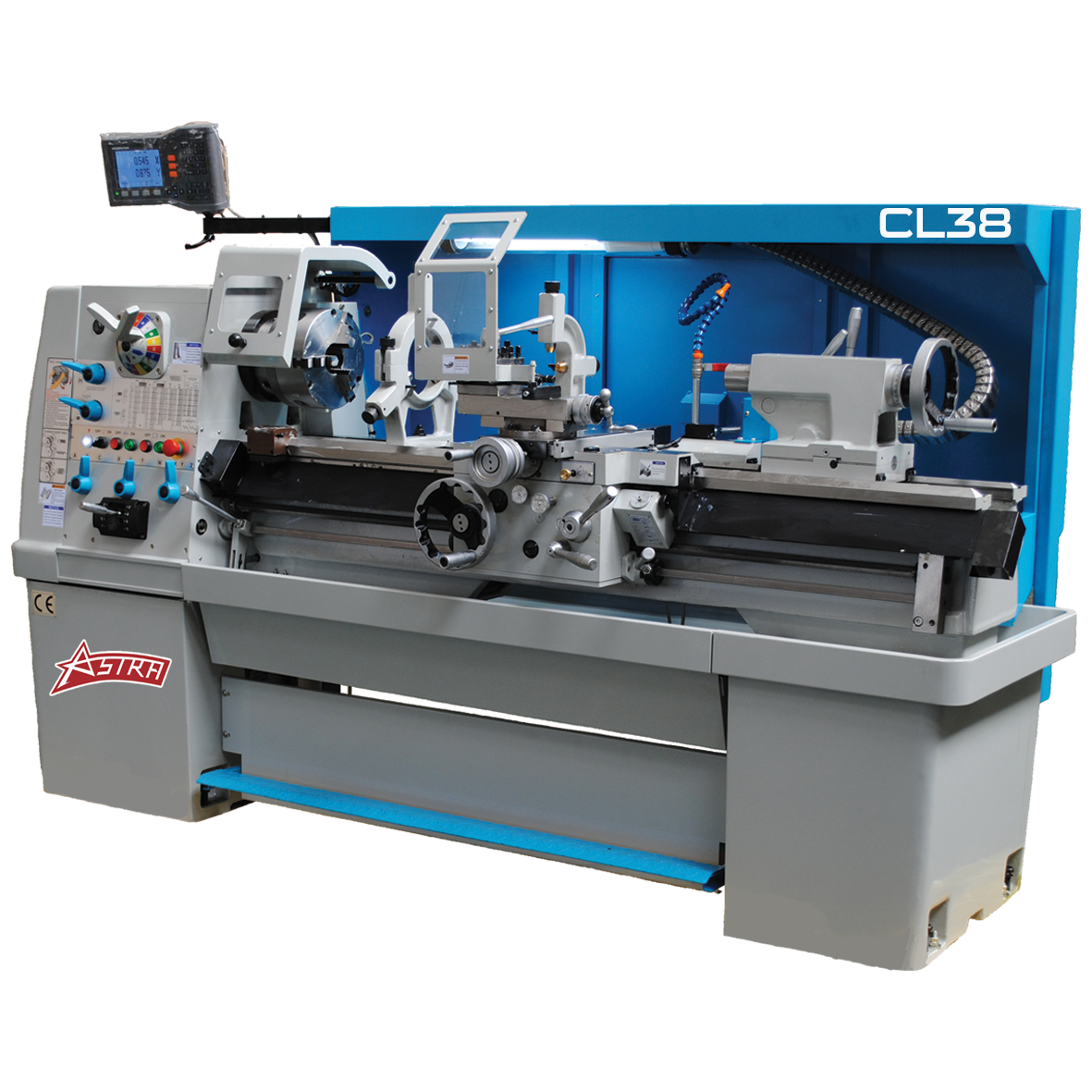 Astra CL Series Range of Lathes