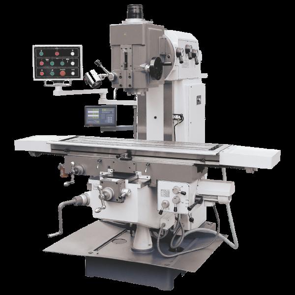 CONQUEROR CHESTER UNIVERSAL MILLING MACHINE - Chester Machine Tools