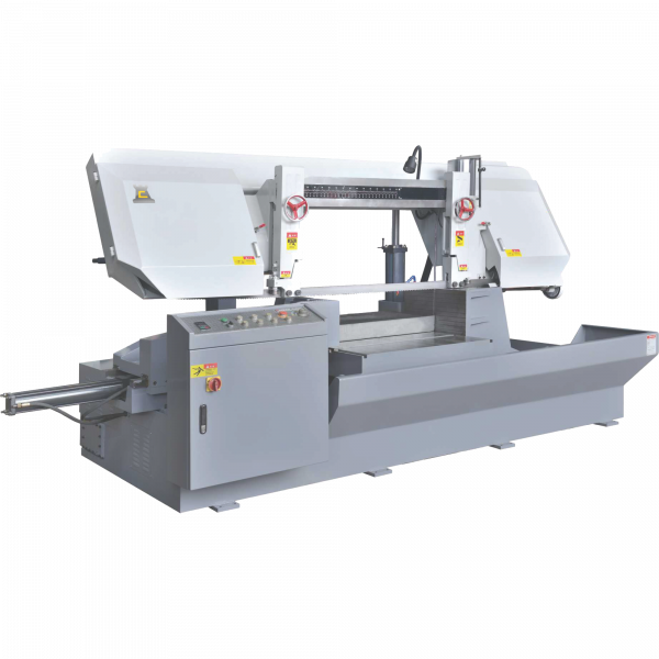 DCB SERIES CHESTER DOUBLE COLUMN BANDSAW - Chester Machine Tools