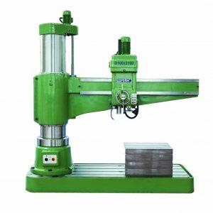 KITCHEN & WALKER G100x3100 RADIAL DRILLING MACHINE