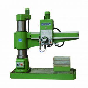 KITCHEN & WALKER G50x1250/1600 RADIAL DRILLING MACHINE