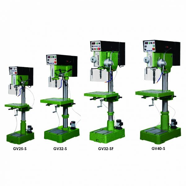 KITCHEN & WALKER GV-S SERIES VARIABLE SPEED DRILL