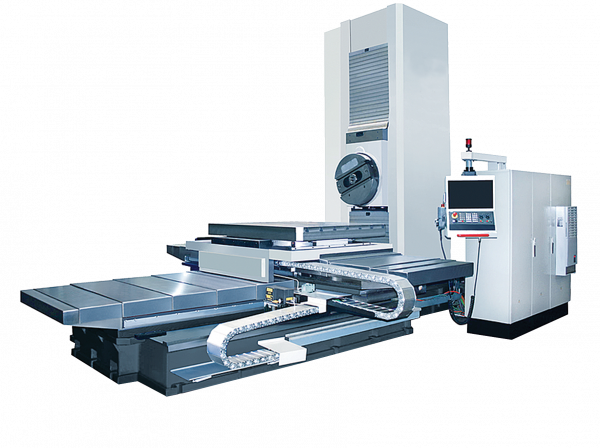 HB130F-CNC CNC Horizontal Boring Machine - Chester Machine Tools