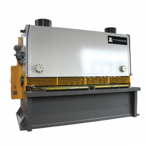 HGS Series Chester Hydraulic Guillotines - Chester Machine Tools