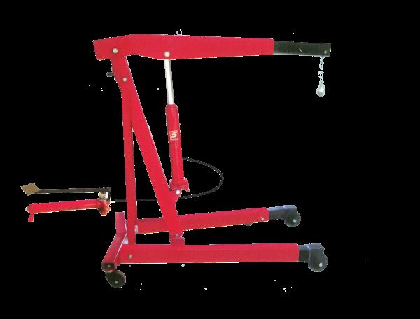 LIFTING CRANES - CRA-SC-500 - Chester Machine Tools
