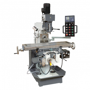 CHESTER MODEL T SUPER UNIVERSAL MILLING MACHINE