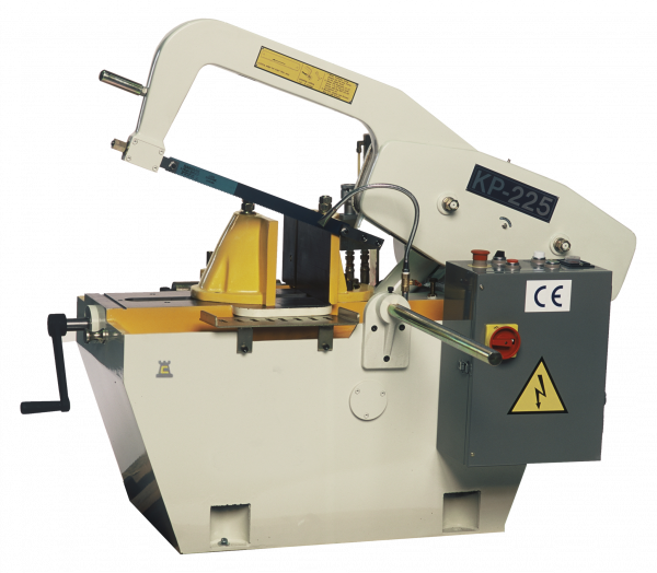 KP SERIES HACKSAW - KP 200 - Chester Machine Tools