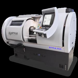 STYLE 350 CNC LATHE chester machine tools