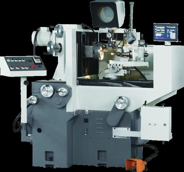 Brierley TGM500 PCD / PCBN Tool Grinding Machine - Chester Machine Tools