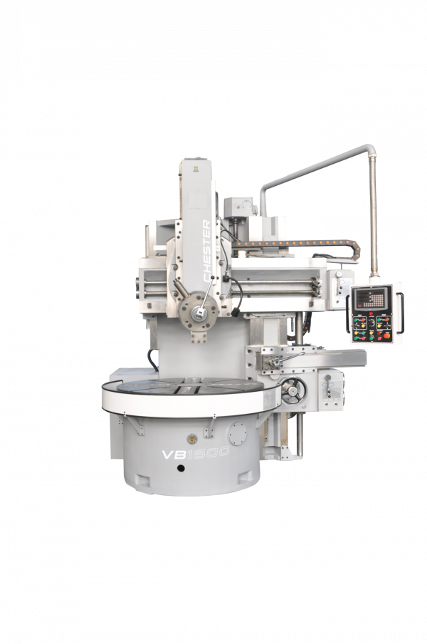 E SERIES CHESTER VERTICAL BORING MACHINES - Chester Machine Tools