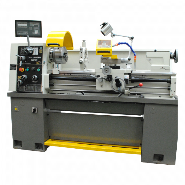 CHALLENGER SUPER CHESTER VARIABLE SPEED LATHE - Chester Machine Tools