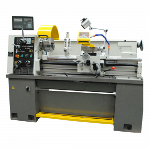 CHALLENGER SUPER CHESTER VARIABLE SPEED LATHE with DRO - Chester Machine Tools