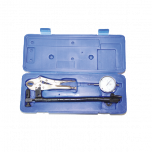 Clamp and Dial Gauge - Chester Machine Tools