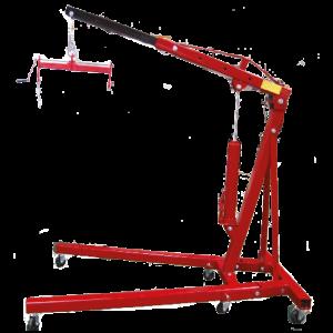 LIFTING CRANES - CRA-2T - Chester Machine Tools