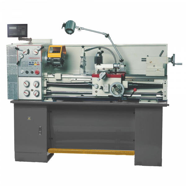 CRUSADER DELUXE CHESTER LATHE - Chester Machine Tools