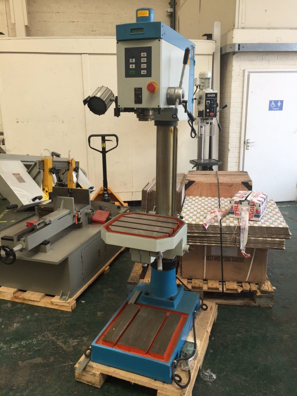 PROV25 Pillar Drill - ex showroom demonstration - Chester Machine Tools