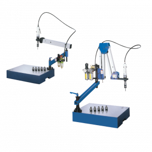 TAPPING MACHINES - BASE T-8S & M - Chester Machine Tools