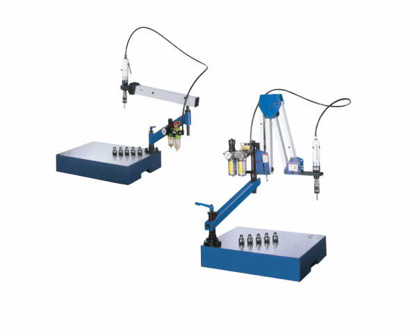 TAPPING MACHINES - T-8S - Chester Machine Tools