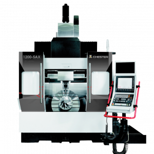 CHESTER 1200-5AX • 5 AXIS MILLING MACHINE