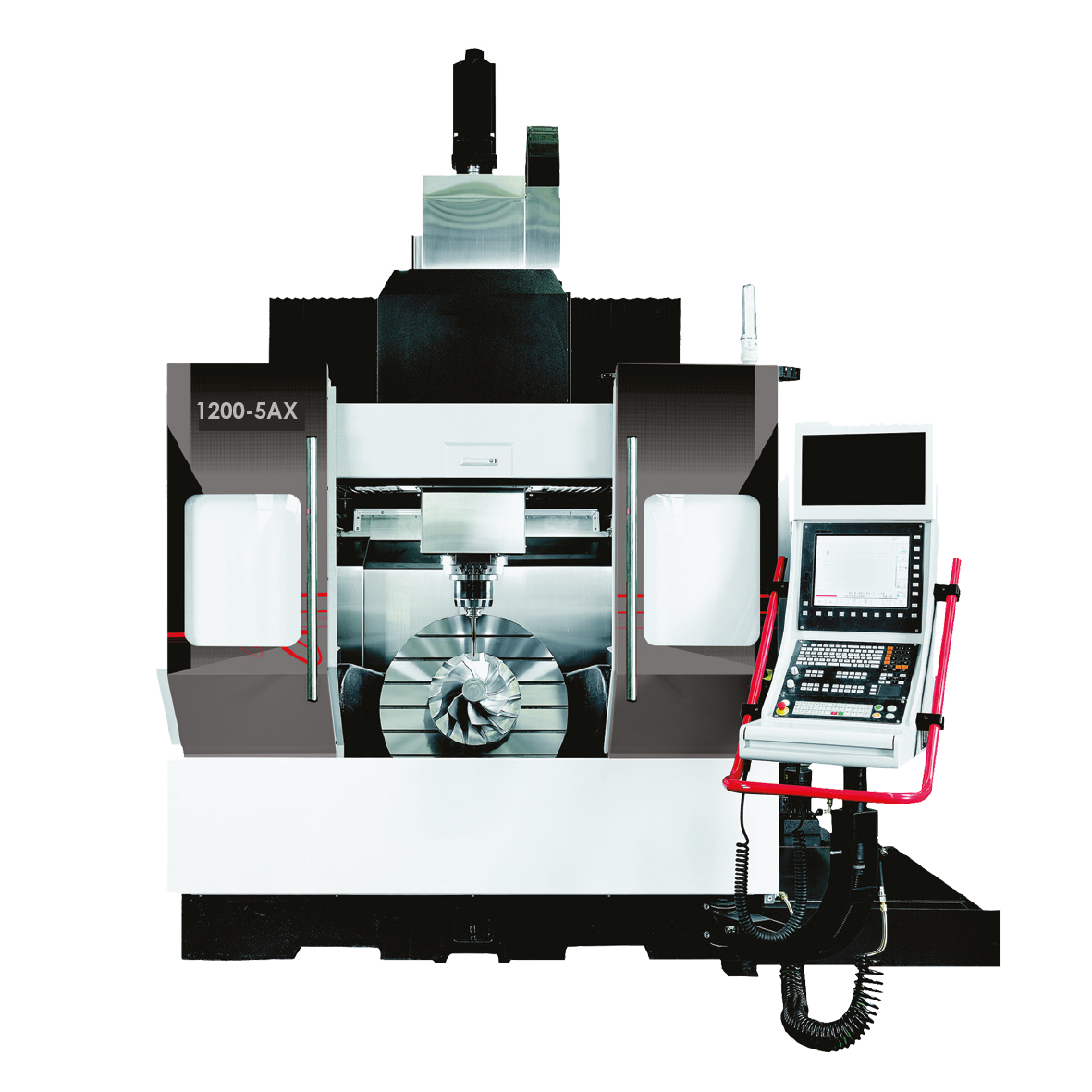 High Performance 5 Axis CNC Machining Centres