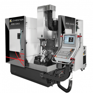 CHESTER 400-5AX • 5 AXIS MILLING MACHINE