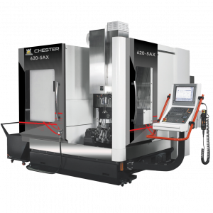CHESTER 620-5AX • 5 AXIS MILLING MACHINE