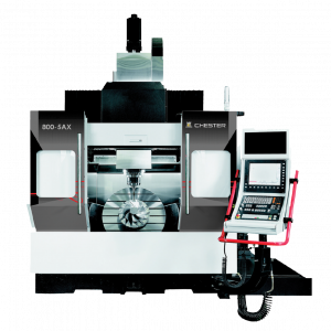 CHESTER 800-5AX SERIES • 5 AXIS MILLING MACHINE