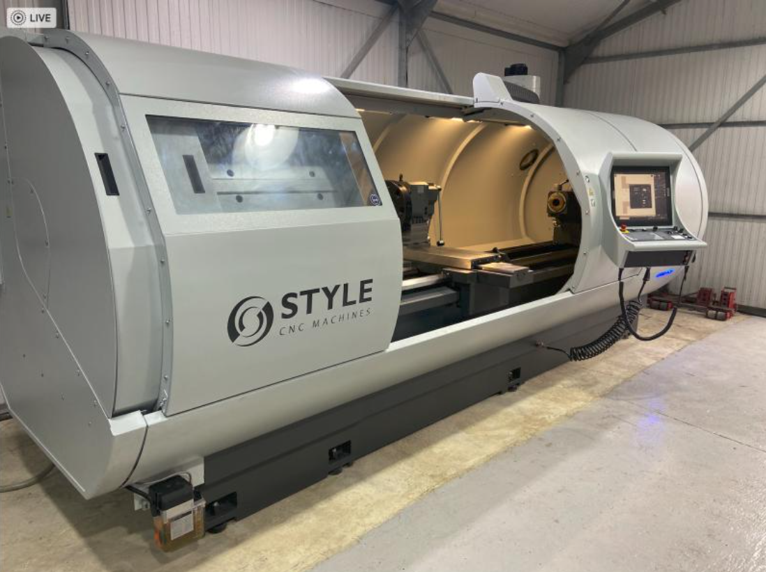 STYLE 750 for UK R&D Company