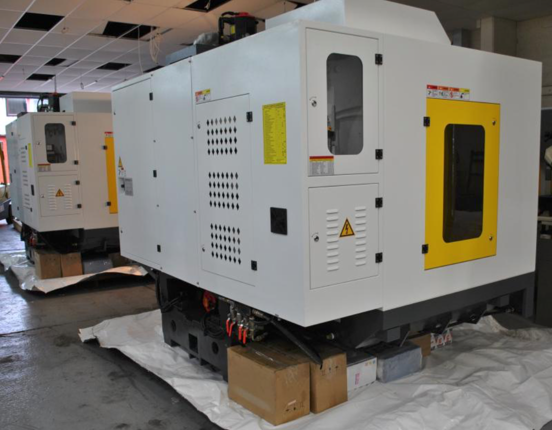 CNC Machines for Defence Industry Project