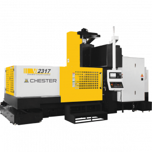 CHESTER V2317 - V4025 DOUBLE COLUMN CNC MACHINING CENTRE