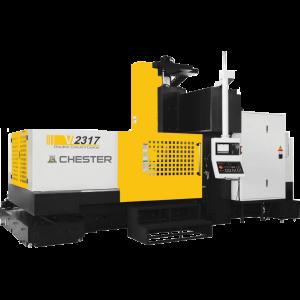CHESTER V2317 - V4025 DOUBLE COLUMN CNC MACHINING CENTRE