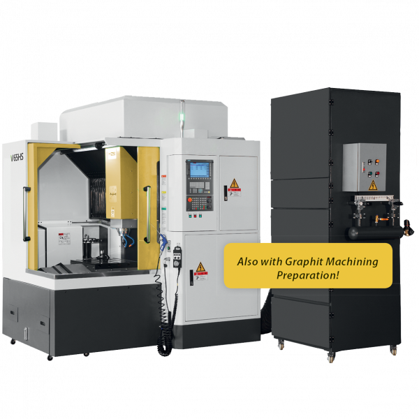 CHESTER V65HS HIGH SPEED DOUBLE COLUMN MACHINING CENTRE