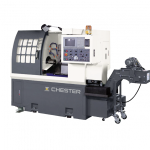 CHESTER GL-52-60 / GL-52-60L CNC SINGLE SPINDLE SLANT BED LATHE