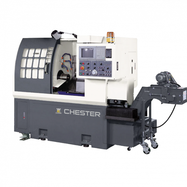 CHESTER GL-52-60C / GL-52-60CL CNC SINGLE SPINDLE SLANT BED LATHE