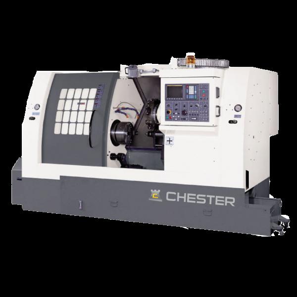 CHESTER GL-75-90/GL-75-90L CNC SINGLE SPINDLE SLANT BED LATHE