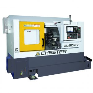 CHESTER GL60MY CNC TURNING CENTRE
