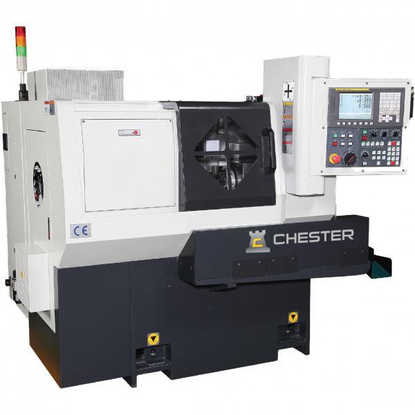 CHESTER HT-25G/32 / HT-25GT/32GT / HT-25TY/32TY CNC TURRET GANG TYPE LATHE