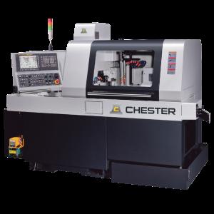 CHESTER SH20/20Y CNC SLIDING HEAD LATHE