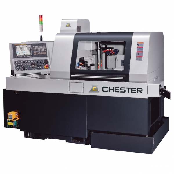 CHESTER SH20/20Y CNC SLIDING HEAD LATHE
